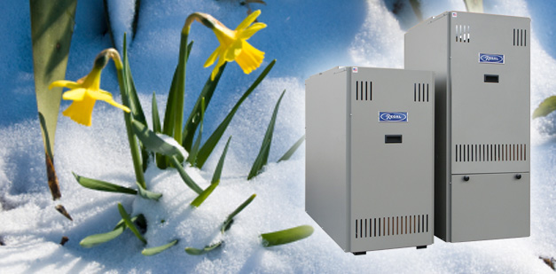 Regal Warm Air Furnace with ECM Motor Up to 85.9% A.F.U.E. Regal ECM Units Qualify for Federal Tax Credits