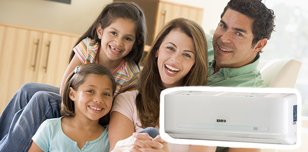 Variable Speed Heat Pump Ductless Split Systems
